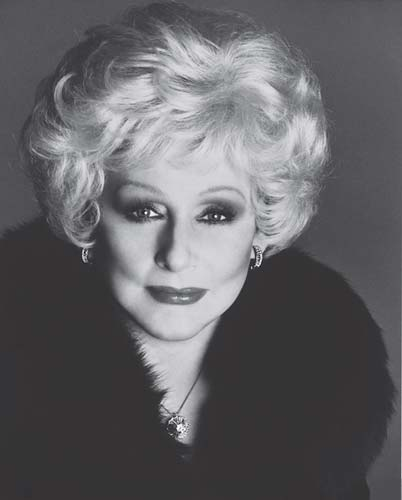 Head shot of Mary Kay Ash