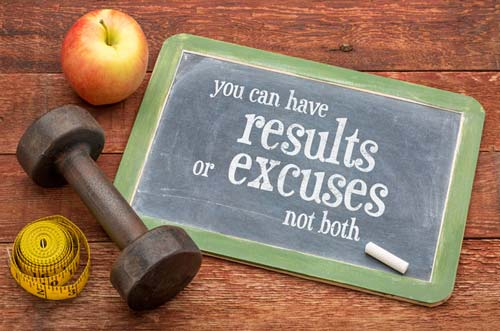 Results vs. Excuses
