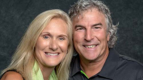 Mark and Cindy Pentecost - founders of It Works