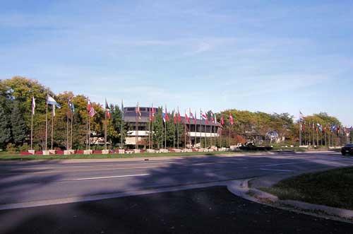 amway headquarters
