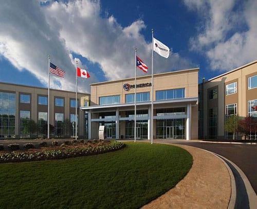Primerica headquarters in Duluth, GA