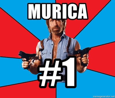 'Murica #1