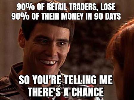 traders lose money meme