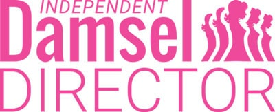 Damsel In Defense Director logo