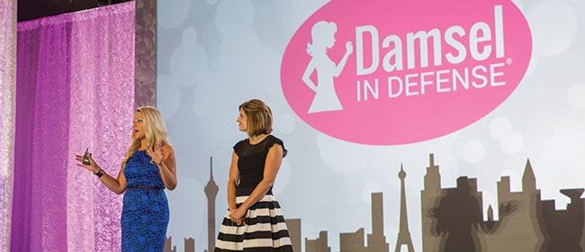 Damsel In Defense conference