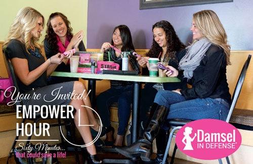 Damsel in Defense Empower Hour