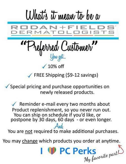 R+F Preferred Customer
