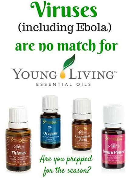 ebola claim young living