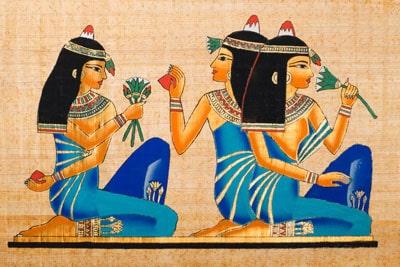 Egyptian essential oils