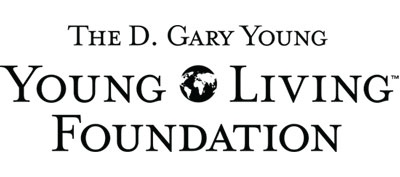 D. Gary Young Young Living Foundation logo