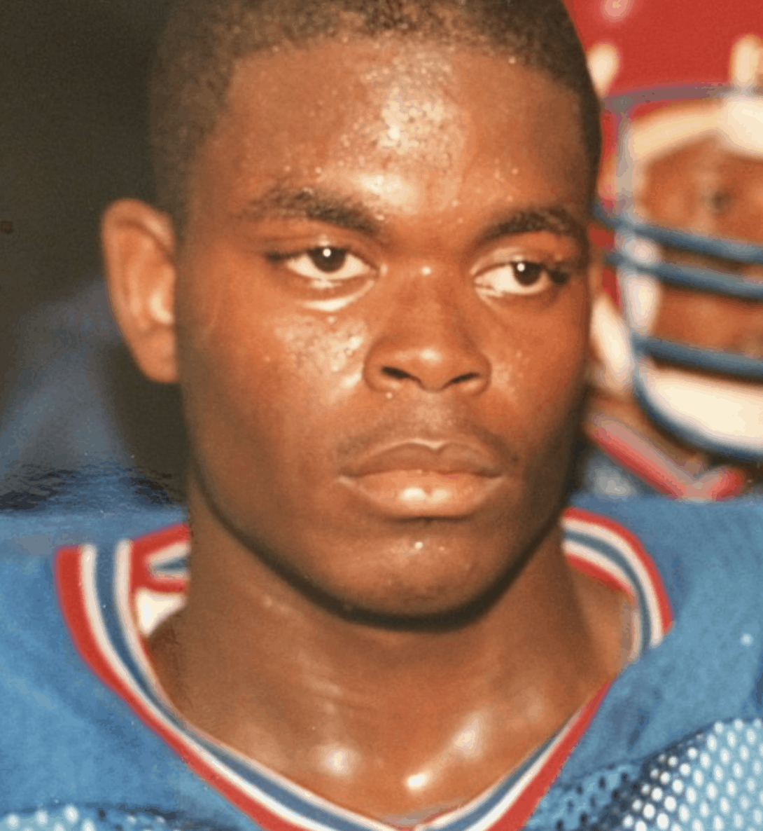 Holton Buggs football player