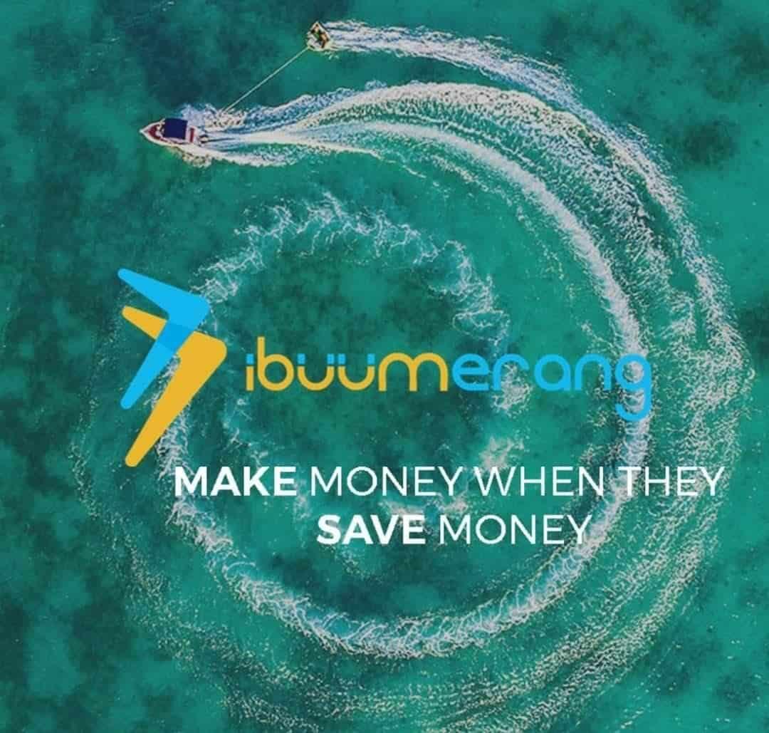 iBuumerang water logo