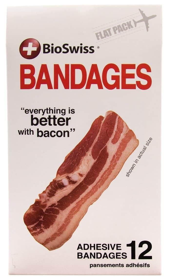 bacon bandages