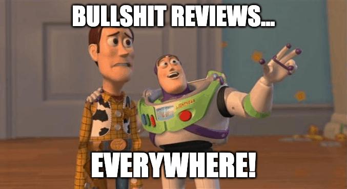 bs reviews everywhere