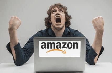 damn you Amazon!