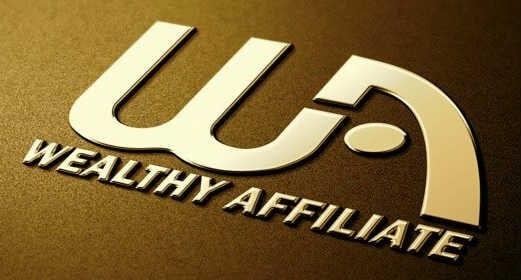 Wealthy Affiliate gold logo