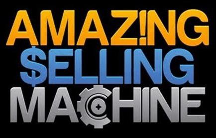 Amazing Selling Machine logo old