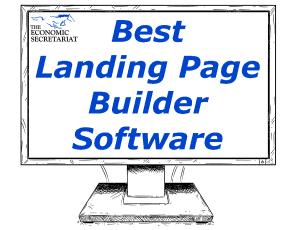 best landing page builder software
