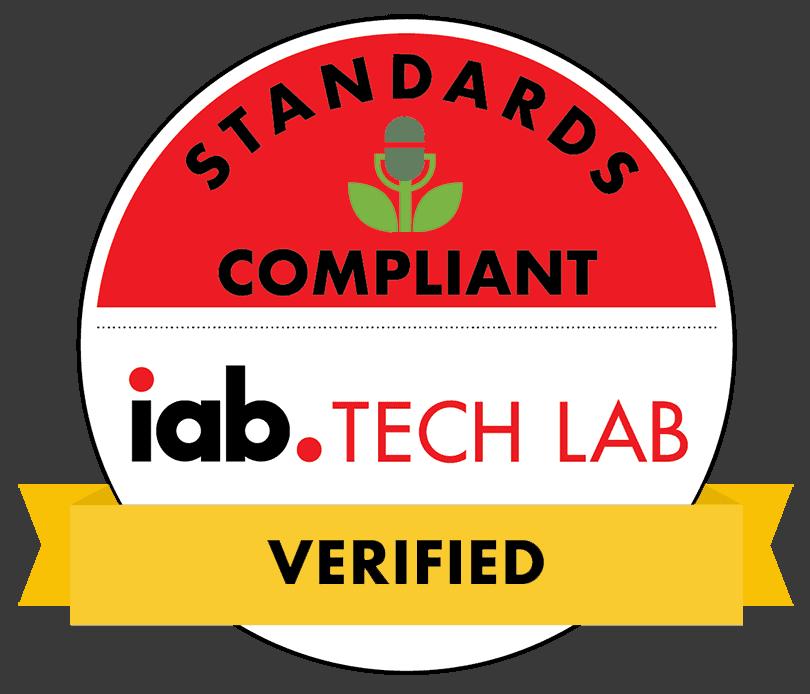 IAB verified