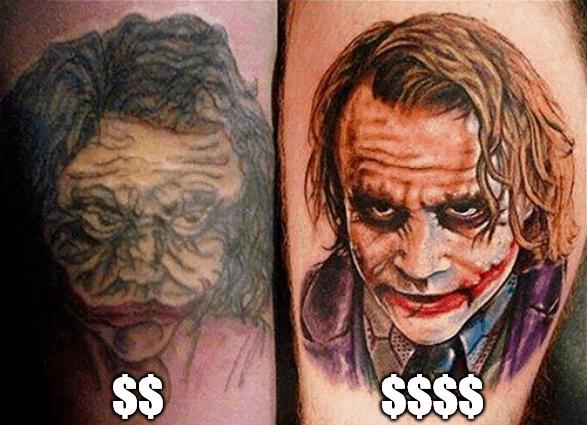 cheap joker