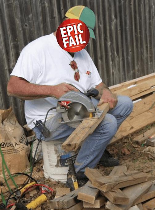 epic tool fail