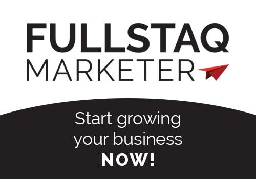 fullstaq marketer logo