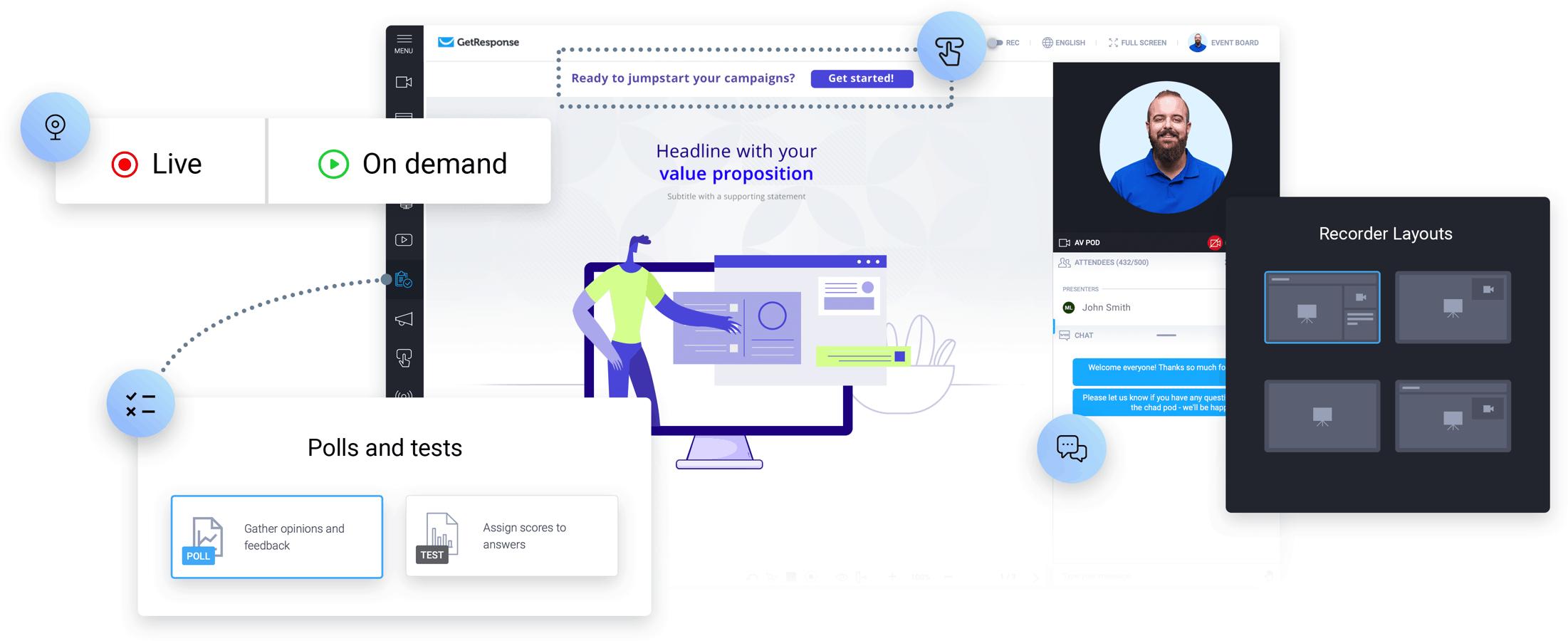 GetResponse platform