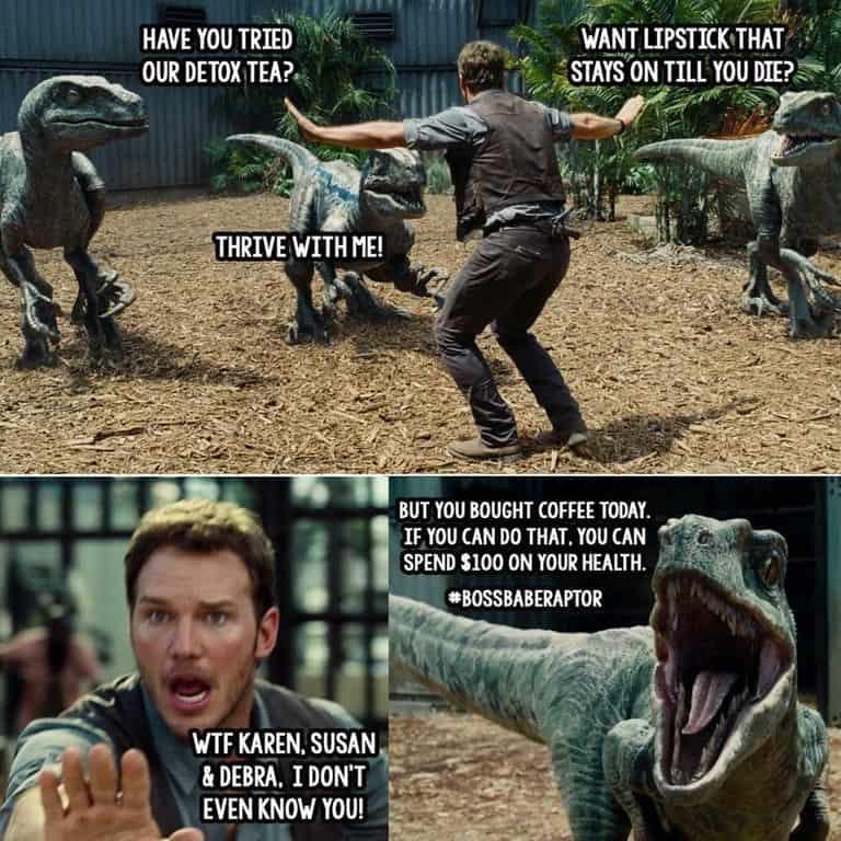 Jurassic MLM