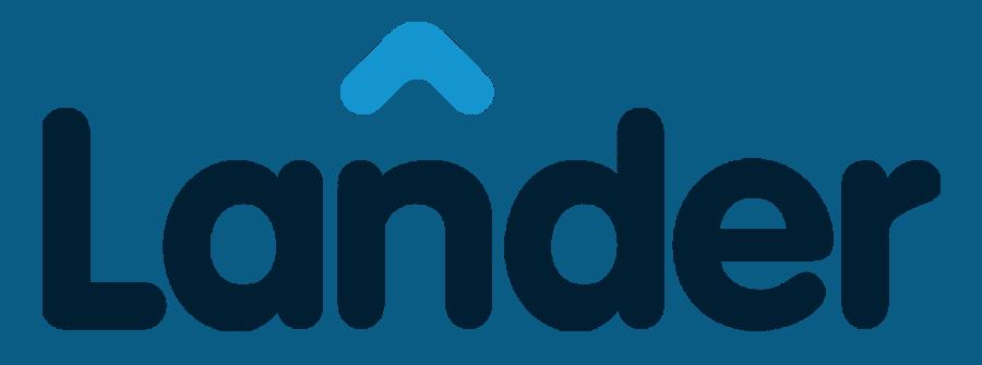 Lander app logo
