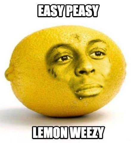 lemon weezy