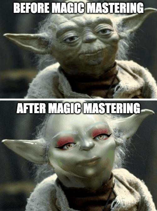 Magic Mastering