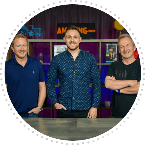 Mike, Dan, Rich -- ASM instructors
