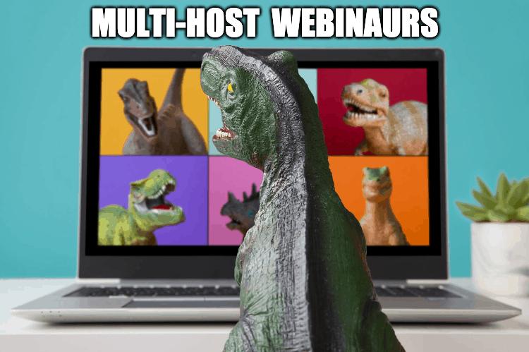 multi host webinaur