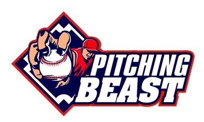 pitching beast logo