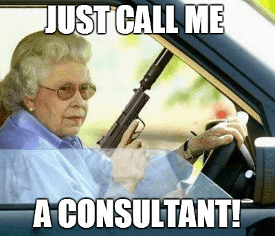 Queen consultant
