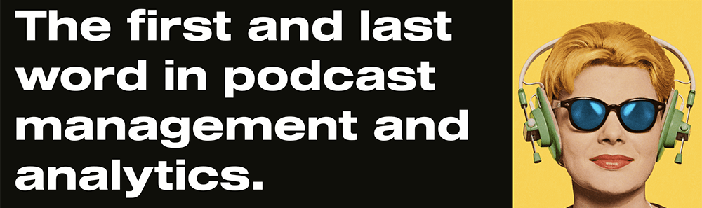 Simplecast slogan