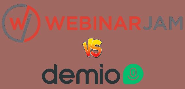 WebinarJam vs Demio
