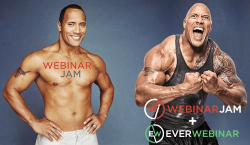 WebinarJam + EverWebinar