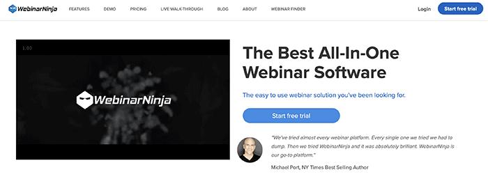 webinarninja-platform